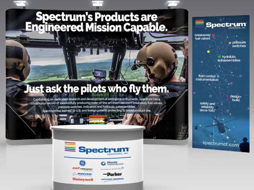 Spectrum Associates at the Quad-A 2019 Show