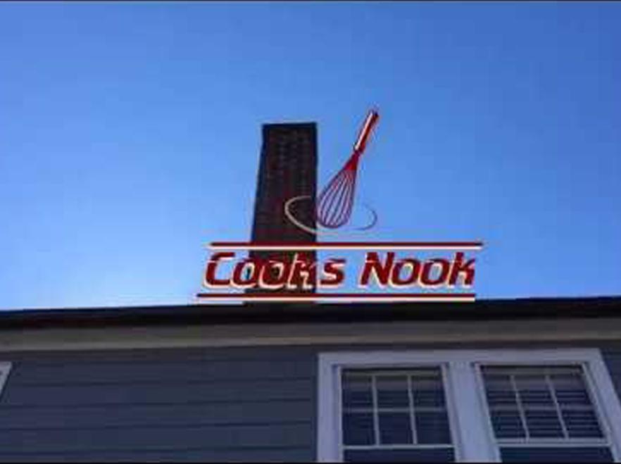 Enter Cooks Nook