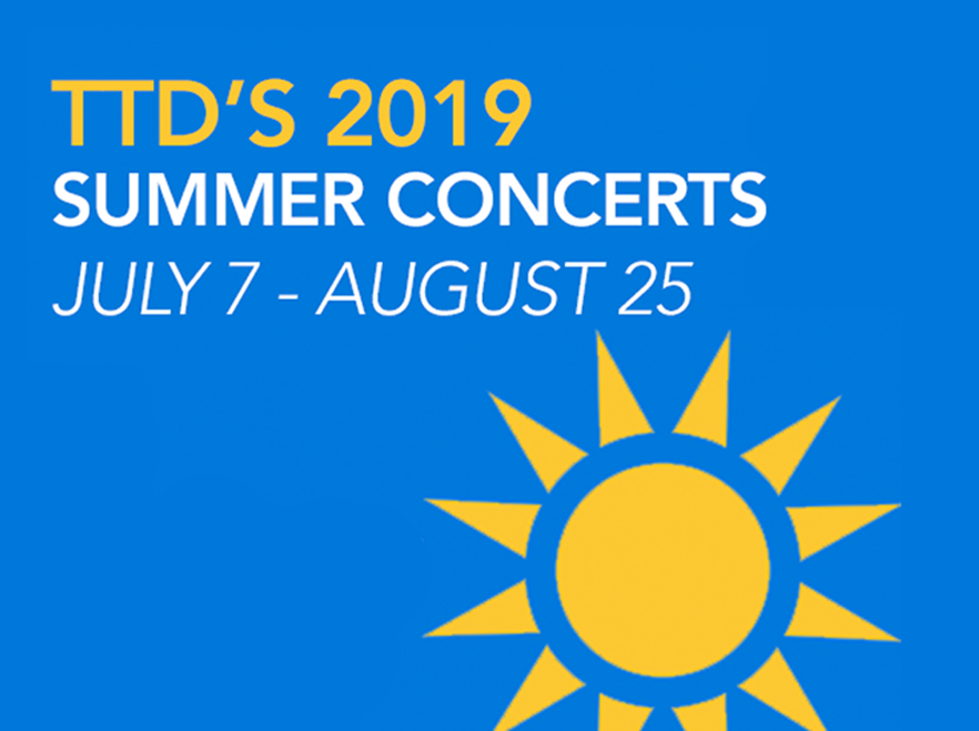 Third Taxing District 2019 Summer Concert Series