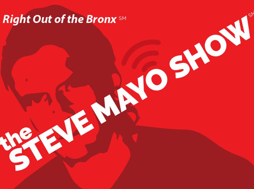 Site Launch : The Steve Mayo Show