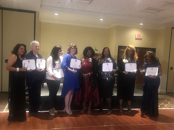 "Sweet Mother Inc. Awards Skye Riss ""Emerging Young Professional"" 2019"