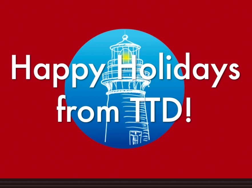 TTD Annual Holiday Tree Lighting
