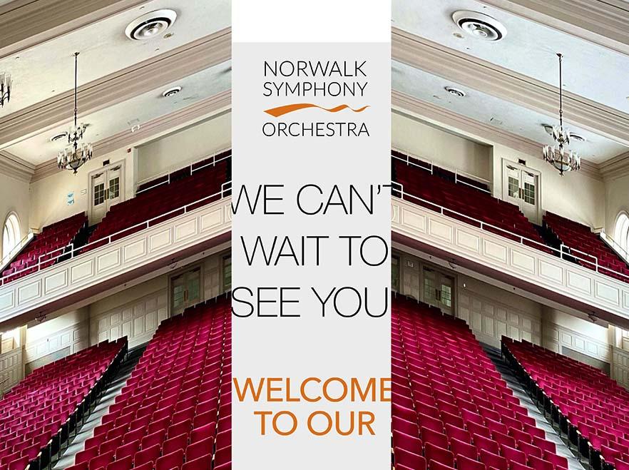Reveal Brochure for Norwalk Symphony