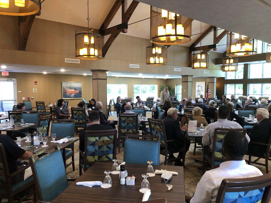 FCCBN Luncheon Meeting